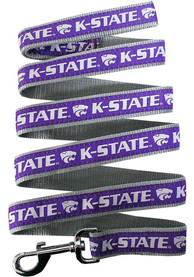 K-State Wildcats Team Logo Pet Leash