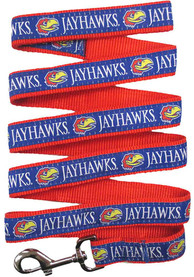 Kansas Jayhawks Team Logo Pet Leash