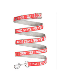 Ohio State Buckeyes Team Logo Pet Leash