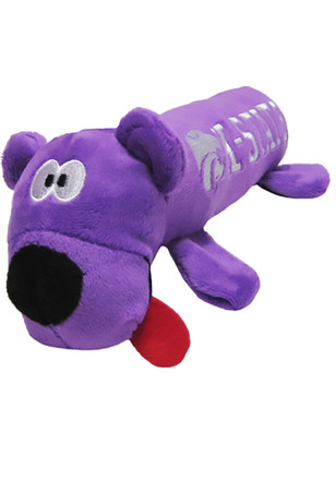 K-State Wildcats 11 inch Tube Pet Toy