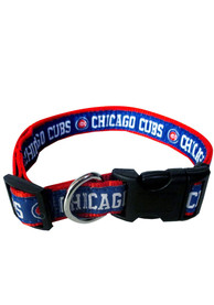 Chicago Cubs Adjustable Pet Collar