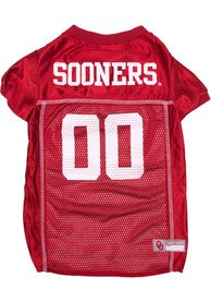 Oklahoma Sooners Football Pet Jersey
