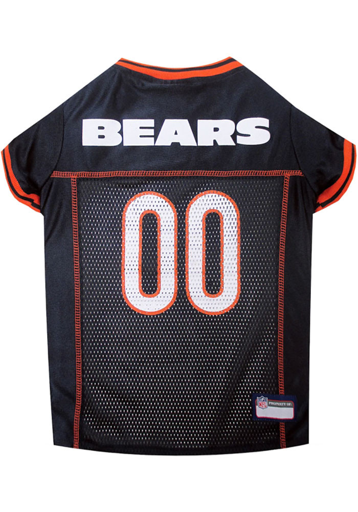 Chicago Bears Football Pet Jersey - Image 1