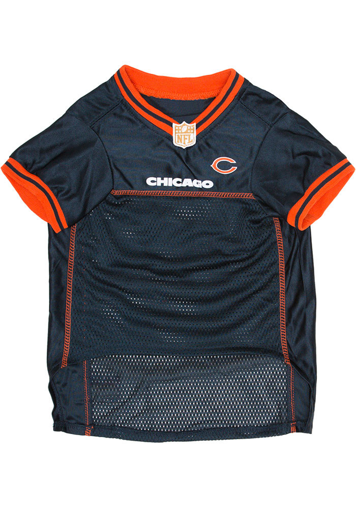 Chicago Bears Football Pet Jersey - Image 2