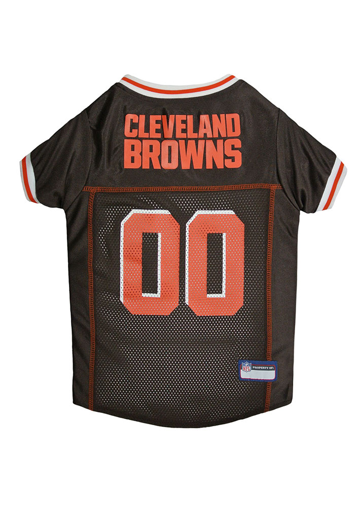 Cleveland Browns Football Pet Jersey - Image 1