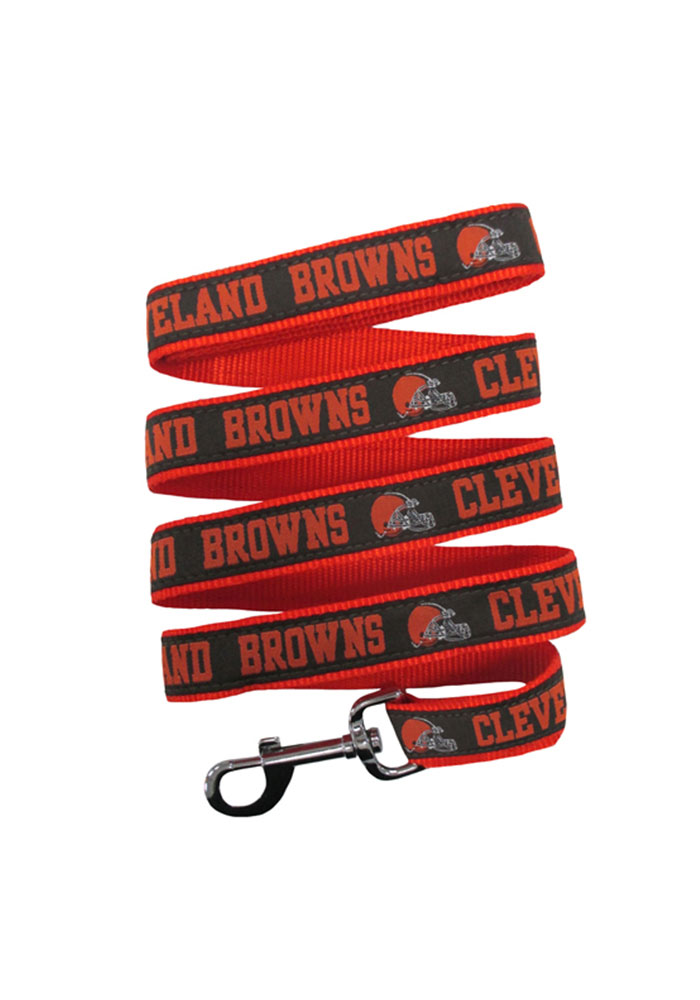 Cleveland Browns Web Pet Leash - Image 1
