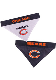 Chicago Bears Home and Away Reversible Pet Bandana