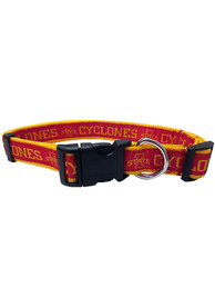 Iowa State Cyclones Adjustable Pet Collar