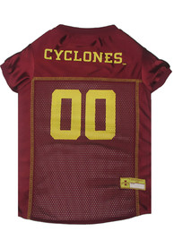 Iowa State Cyclones Football Pet Jersey