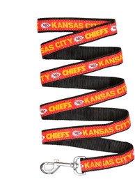 Kansas City Chiefs Team Logo Pet Leash