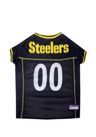 Pittsburgh Steelers Football Pet Jersey