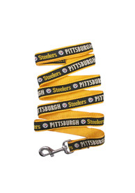 Pittsburgh Steelers Team Logo Pet Leash
