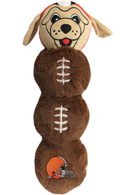 Cleveland Browns Mascot Plush Pet Toy