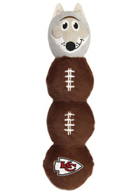 Kansas City Chiefs Mascot Plush Pet Toy