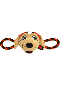 Cleveland Browns Mascot Rope Pet Toy