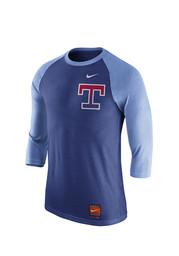 Nike Texas Mens Blue T-Shirt