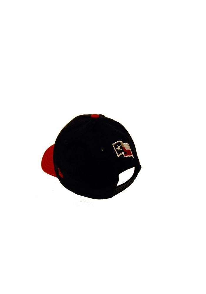 Texas Rangers Red Shimmer Youth Adjustable Hat - Image 2