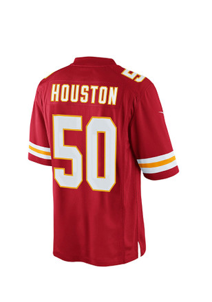 Justin Houston Nike KC Chiefs Mens Red Limited Jersey