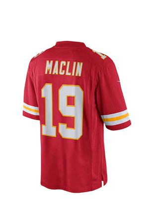 Jeremy Maclin Nike KC Chiefs Mens Red Limited Jersey