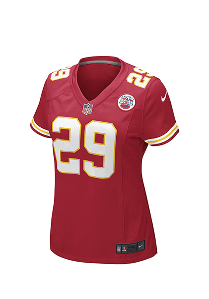 Eric Berry Nike Kansas City Chiefs Womens Red Game Football Jersey - Image 2