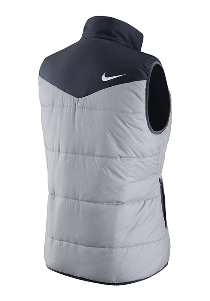 Nike Chicago Bears Womens Grey Champ Drive Vest - Image 2