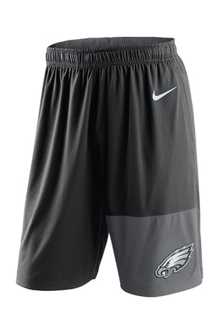 Nike Philadelphia Mens Black woven and embroidered Shorts