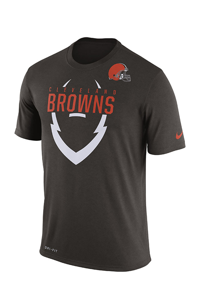 Cleveland browns t shirt usa for Cleveland t shirt printing
