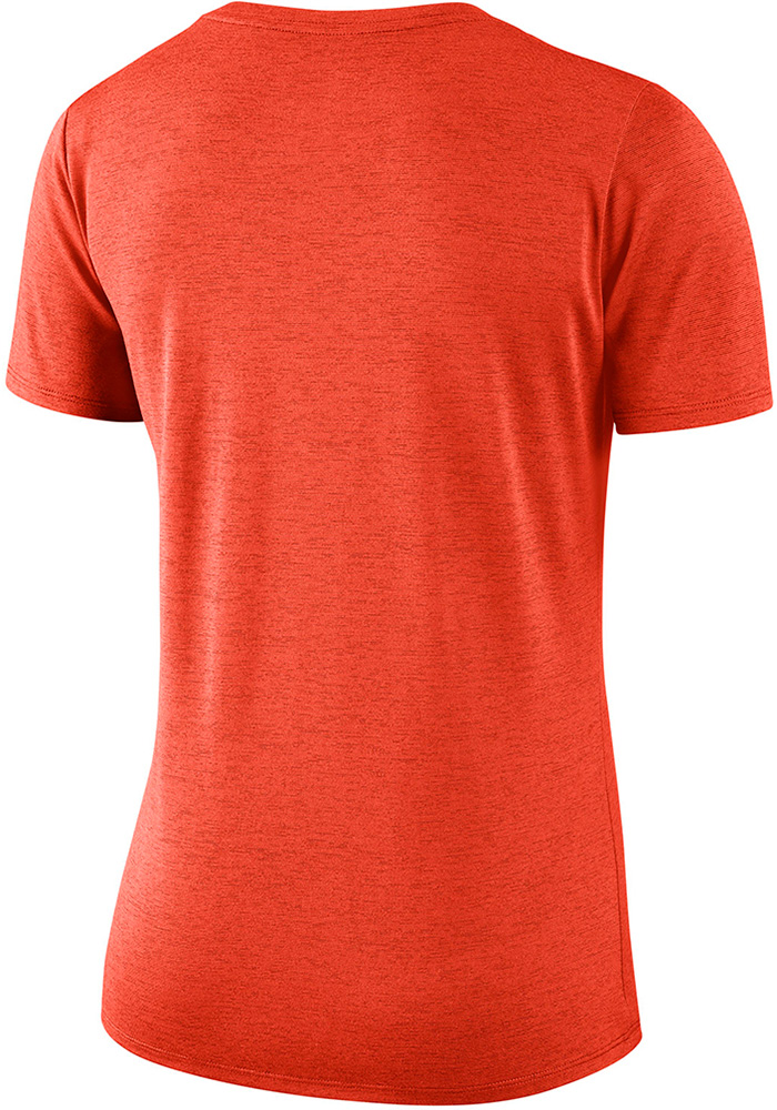 Nike Cleveland Browns Womens Dry Top T-Shirt - Image 2