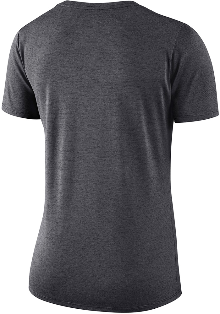 Nike Kansas City Chiefs Womens Grey Dry Top T-Shirt - Image 2