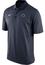Penn State Nittany Lions Nike Stadium Performance Polo Shirt - Navy Blue