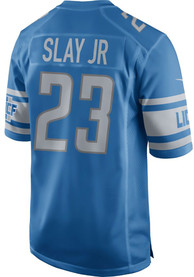 Darius Slay Detroit Lions Nike Home Game Football Jersey - Blue