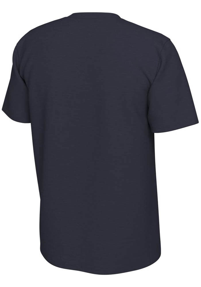 Nike Penn State Nittany Lions Navy Blue Mantra Short Sleeve T Shirt - Image 2