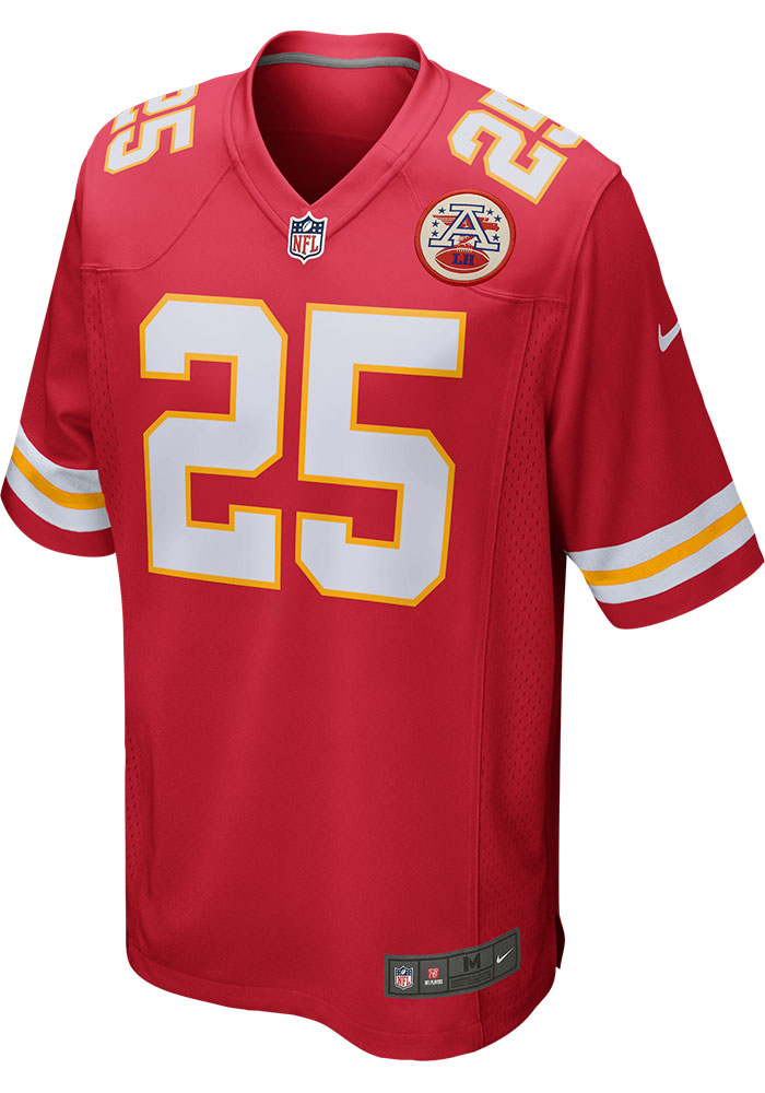 LeSean Mccoy Nike Kansas City Chiefs Red Home Game Football Jersey - Image 2