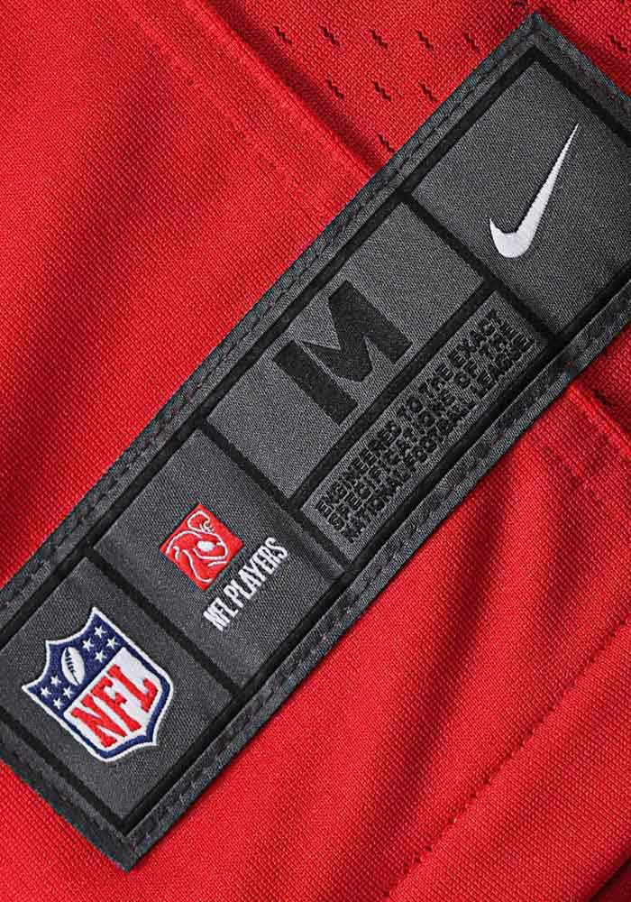LeSean Mccoy Nike Kansas City Chiefs Red Home Game Football Jersey - 12553119