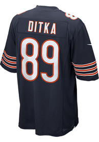 best loved 394f6 70177 Mike Ditka Nike Chicago Bears Navy Blue 2019 Home Jersey