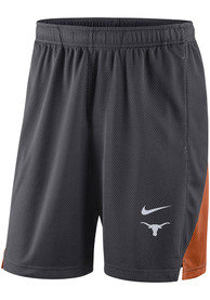 Texas Longhorns Nike Franchise Shorts - Grey