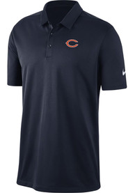 Chicago Bears Nike Franchise Polo Polo Shirt - Navy Blue