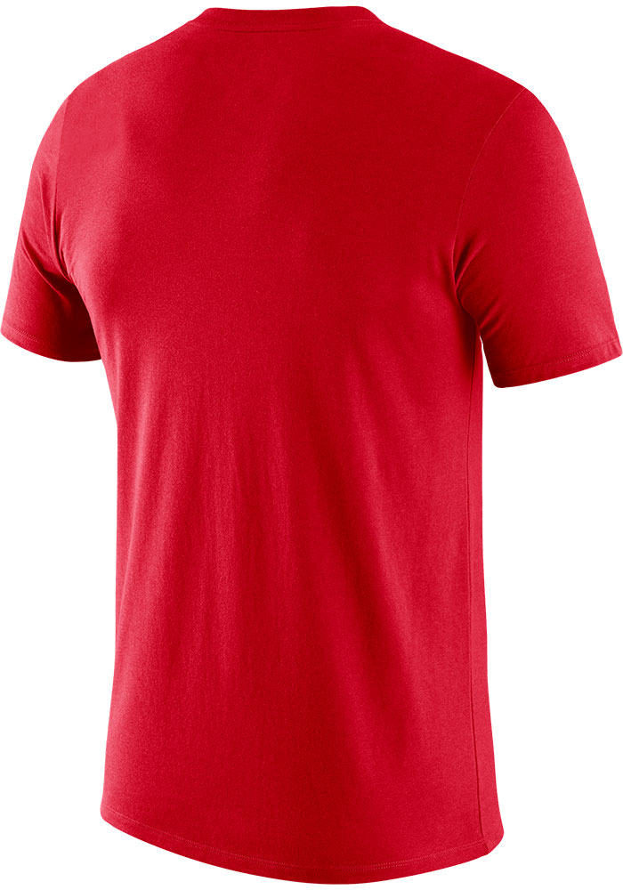 Nike Kansas City Chiefs Red Modern Icon Short Sleeve T Shirt - Image 2