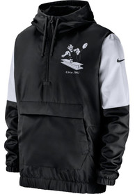 Pittsburgh Steelers Nike Anorak Pullover Jackets - Black