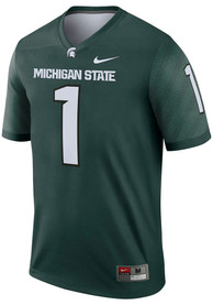 Michigan State Spartans Nike Legend Football Jersey - Green