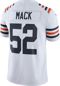 Khalil Mack Chicago Bears Nike Alternate Limited Football Jersey - White