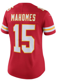 super popular 528ab 005c5 Patrick Mahomes Nike Kansas City Chiefs Womens Red 2019 Home Football Jersey