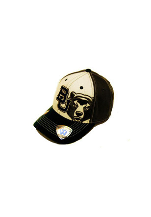 Top of the World Baylor Bears Mens White Clinch Flex Hat