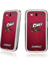 Temple Owls Galaxy S3 Phone Cover