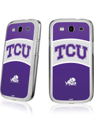 TCU Horned Frogs Galaxy S3 Phone Cover