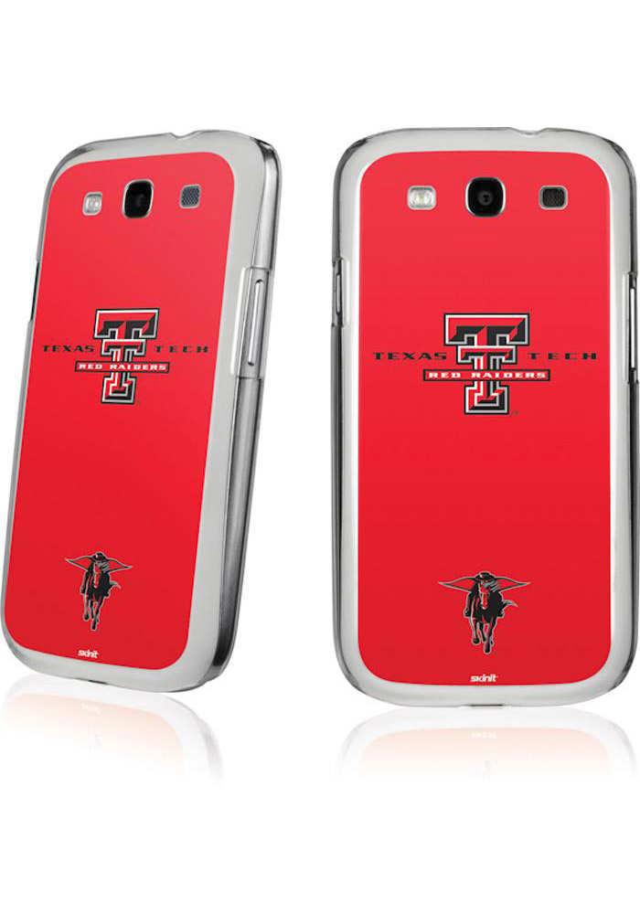 Texas Tech Red Raiders Galaxy S3 Phone Cover - Image 1