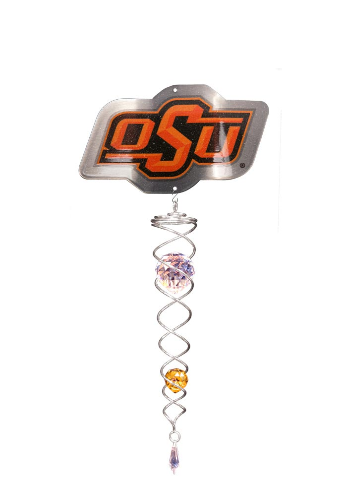 Oklahoma State Cowboys Wind Twister Spinner - Image 1