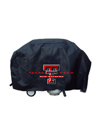 Texas Tech Red Raiders Economy BBQ Grill Cover