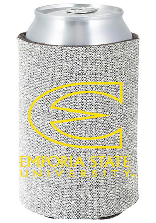 Emporia State Hornets Glitter Can Koozie