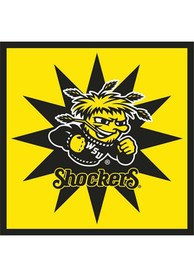 Wichita State Shockers 16 Pack Luncheon Napkins